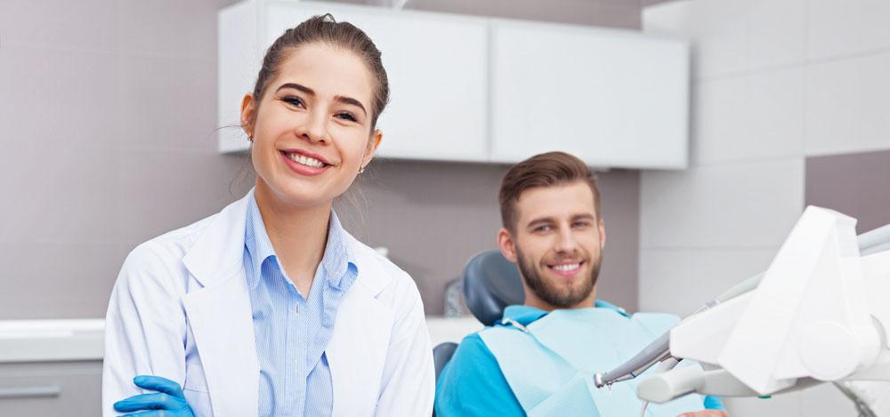 Visite seu dentista regularmente