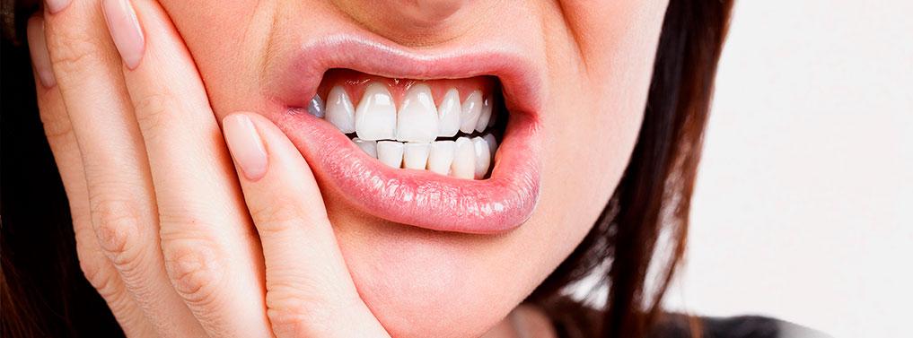 sintomas do Bruxismo dental?