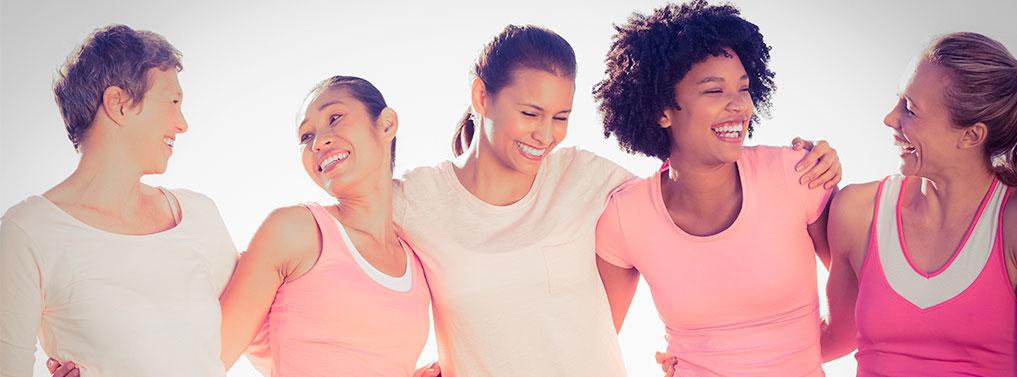 uma corrida contra o câncer de mama