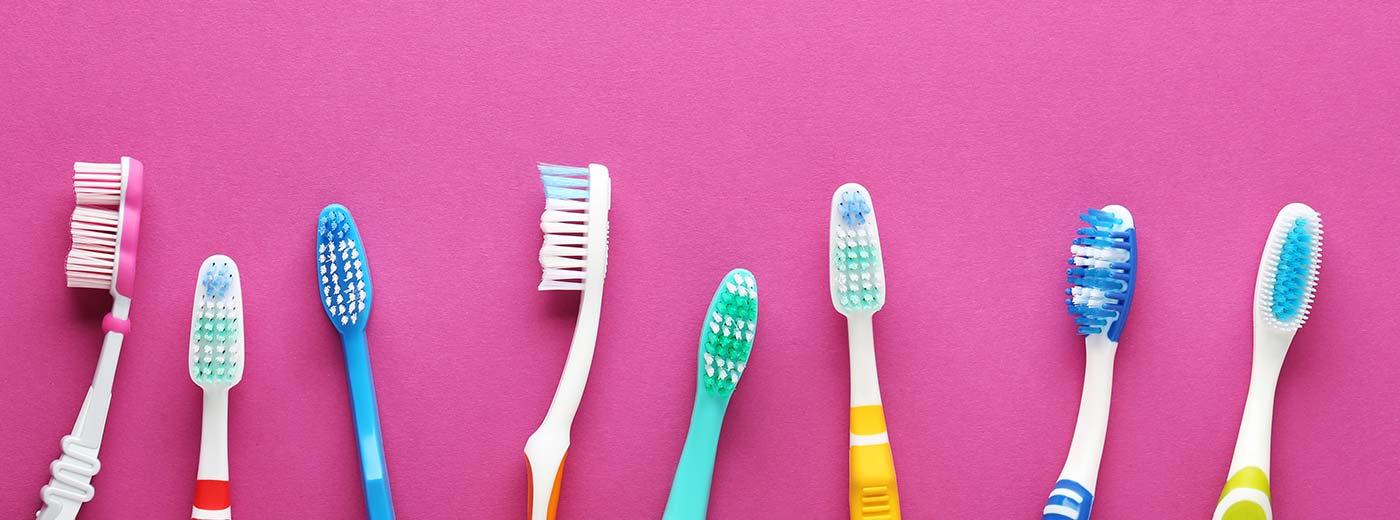 Higiene bucal: Como escolher a melhor escova de dente?