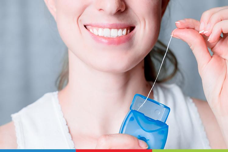 Higiene bucal: quais são os tipos de fio dental e suas utilidades?